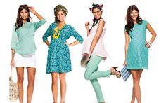 Looks Mit Mat Mamá para tu ropa de #embarazada en verano.
