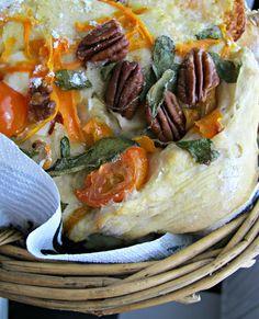 Italialaiset tomaati-salvialeivät - Ruokapankki