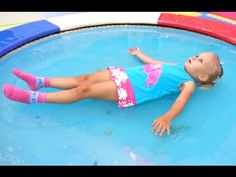 Классная Детская ПЛОЩАДКА развлечения для детей Children's Playground wi...