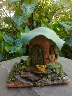 Arte em Casa por Rita Candeu: Casa do Duende Arak