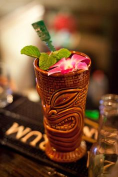 Channel Your Inner Beachcomber with a Taste of Tiki | 7x7