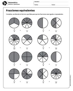 Fraction Activities 3rd Grade Common Core Math Review Test