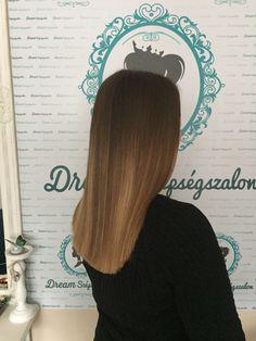 Ombre hair haircut hajvágás ombre haj