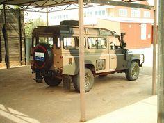 Land Rover td5 Remediation Vehicle - OZ