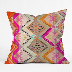 Pattern State Marker Southern Sun Throw Pillow | DENY Designs Home Accessories