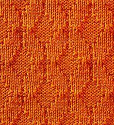 Knitting Galore: Saturday Stitch: X Stitch