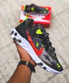 férfi Nike LeBron 16 Glow In The Dark Basketball cipő fekete