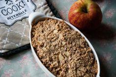 """Wie wil er nu geen gezond appeltaartje als ontbijt?! Recept van de dag: baked oats Ingrediënten (2 pers): 400 ml kokosmelk (liefst hele romige waar een dikke laag """"kokosroom"""" bovenop ligt; bijvoorb..."""
