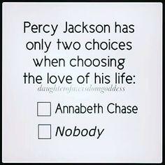 Annabeth is Nobody