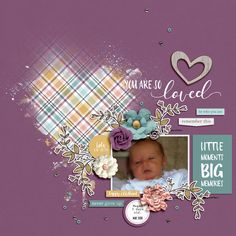 you are so loved: #fiddledeedee #sabrinascreations  Love is Messy {dressed up} by Fiddle-Dee-Dee  https://the-lilypad.com/store/Love-Is-Messy-Dressed-Up-Digital-Scrapbook-Template.html childhood bundle from Sabrina's Creations and Designed by SOCO  http://the-lilypad.com/store/Childhood-Bundle.html