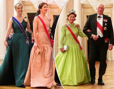 Norway\'s King Harald and Queena Sonja celebrate their 80th birthday with a gala dinner at the Royal Palace in Oslo, Norway.