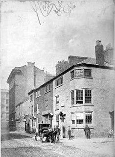 Major Street, Manchester, 1869