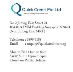 Best Moneylender in Singapore Singapore