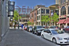 Downtown Denver  #denvervibe #liveurbandenver