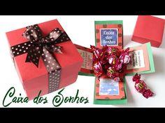 Caixa dos Sonhos - Presente para amigos e familiares no Natal - YouTube