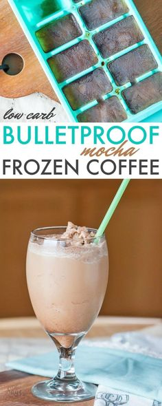 This bulletproof frozen mocha coffee recipe is ideal for low carb or ketogenic … t – Keto breakfast – Keto Smoothie Low Carb, Smoothie Vert, Diet Plan Menu, Keto Diet Plan, Coffee Breakfast Smoothie, Keto Diet Vegetables, Veggie Keto, Keto Diet Benefits, Mocha Coffee