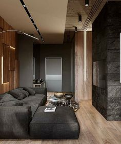 Minimal Interior Design Inspiration Proof that a small living room can still be pretty and classy. Interior Design Inspiration, Decor Interior Design, Interior Decorating, Design Ideas, Decorating Games, Decorating Blogs, Design Design, Design Styles, Urban Design