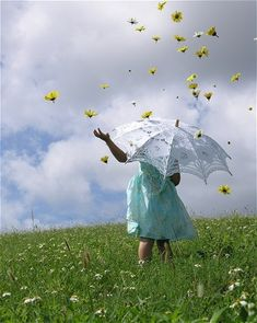 The day it rains flowers... I'll say bye-bye Pinterest and be like a joyful girl frolicking around in the field! ~ Zeta M Mood