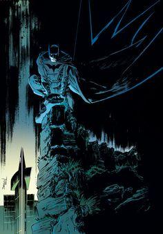 Batman by Declan Shalvey.
