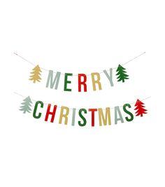 guirlande merry Christmas - HEMA