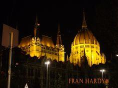 Parlamento Húngaro. Budapest/Hungria.