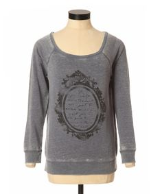 bootlegger.com : guess washed lounge fleece popover with mirror graphic