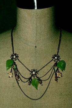 English Garden Necklace