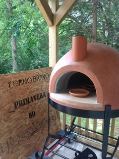 New Primavera60! Via Forno Bravo Facebook friend Melissa. #pizzaoven #fornobravo