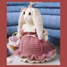 Refreshing Rabbit Crochet Pattern ePattern
