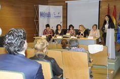 #entreMujeres Debate Ayto Mostoles @mujerescien y @asmen