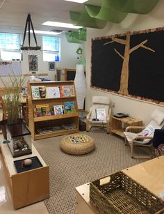 Klassenzimmergestaltung grundschule leseecke arbeit for Raumgestaltung schule