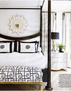 Macanoon Designs | How to Make your Bedroom an Oasis