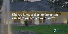 Reason 1 of 8 to invest in single family real estate. www.HomeUnion.com