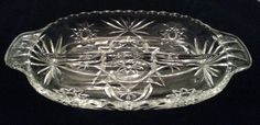 "Vintage EAPC ""Star of David"" Divided Dish (#1054) by CherishedAgain on Etsy"