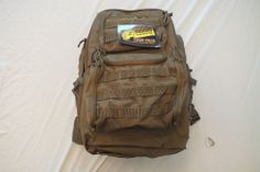 Voodoo Tactical THOR Tactical backpack carry on coyote Free shipping lower 48