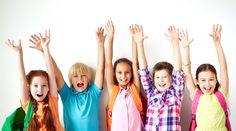 Transición de la niñez a la adolescencia