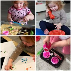 56 activități zilnice pentru copii cu vârsta 2-3 ani - Planeta Mami | Natalia Madan Activities For Kids, Parenting, Education, Baby, Crafts, Montessori, Decor, Iris, Paper