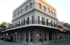 Madame LaLaurie's House, New Orleans