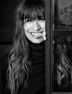 """Town & Country: """"Our New Favorite Frenchie"""" - Caroline de Maigret (mine too!!) #HowtoBeParisian"""
