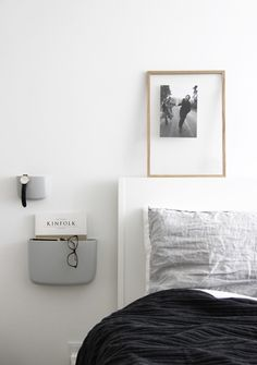 bedroom inspiration, scandinavian interior, via http://www.scandinavianlovesong.com/