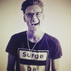 No wonder Oliver Proudlock is so happy - Serge de Nimes pop up is coming to Carnaby from the 27 June to 14 July!