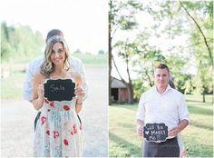 Surprise Proposal Scottsdale Farm Engagement Session