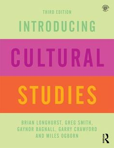 Introducing Cultural Studies: 3rd Edition (Paperback) book cover