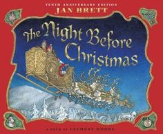 This was one of the regular books I would read to the boys when they were young.  I have really fond memories of that time in our lives.
