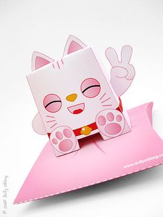 Lucky!-Urban Paper Tokyo by Dolly Oblong