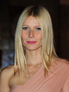 Gwyneth Paltrow rocked the red carpet with a girly and voluminous '60s inspired updo. To style, lightly backcomb the crown before sweeping back with your fingers – this will keep your bum looking s...