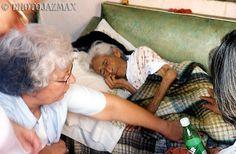 Providing Comfort, Bustamante, Tamaulipas, Mexico