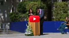 This Non-Verbal Teen Gave His School's Graduation Speech With The Help Of His Tablet — Amazing! Speech Language Pathology, Speech And Language, School S, Graduate School, Graduation Speech, Behavior Analyst, Autism Spectrum, Special Education, Teaching Resources