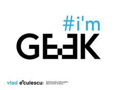 # i'm geek
