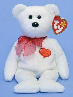 a768cca34d1 Casanova - Bear - Ty Beanie Babies Beanie Baby Bears